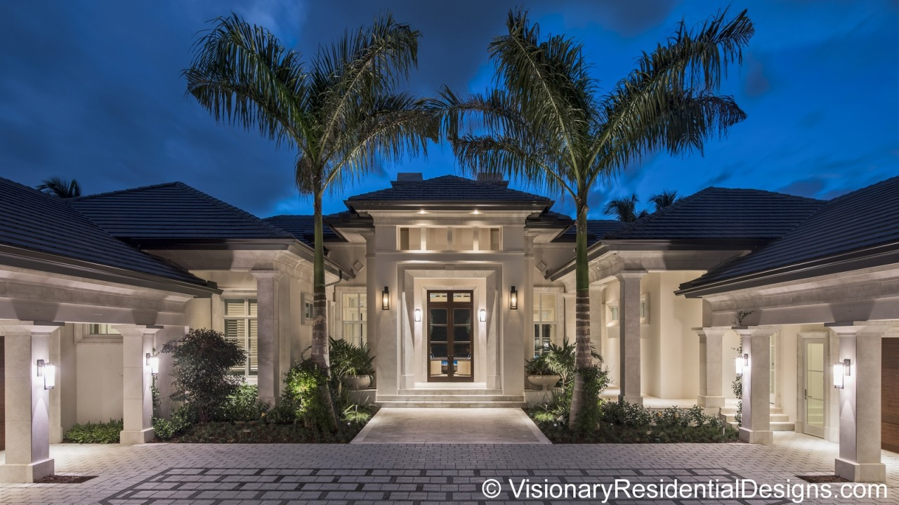 Gabriel orengo visionary residential designs visionary for Custom house design
